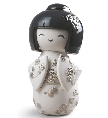 Lladro KOKESHI I (RE-DECO) 01009094 / 9094