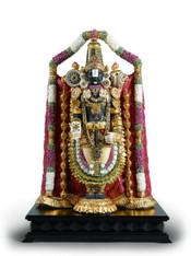 Lladro Lord Balaji Sculpture. Limited Edition 01002009