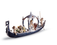 LLADRO GONDOLA OF LOVE (01001870 / 1870)