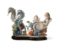 LLADRO UNDERWATER JOURNEY (01006929 / 6929)