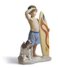 LLADRO SURF'S UP (01008110 / 8110)