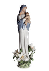 LLADRO MADONNA OF THE FLOWERS (8322 / 01008322)