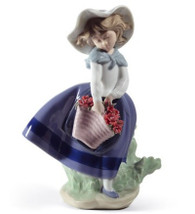 LLADRO PRETTY PICKINGS (CARNATIONS) (01008705 / 8705)