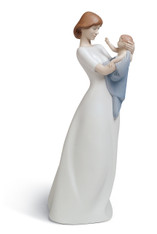 LLADRO A MOTHER'S TREASURE (01018294 / 18294)