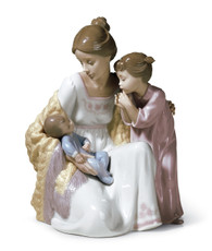 LLADRO WELCOME TO THE FAMILY (01006939 / 6939)