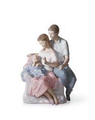 LLADRO A CIRCLE OF LOVE (01006986 / 6986)