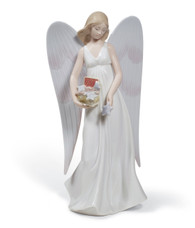 LLADRO ANGELIC STARS (TREE TOPPER) (01008534 / 8534)