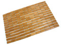 Light Brown Bamboo Placemat