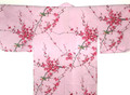 Japanese Women's Ume Yukata Robe