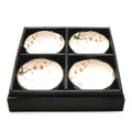 Japanese Porcelain Rice Bowl Gift Set UME