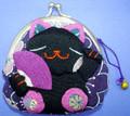 Maneki Neko Lucky Cat Coin Purse #22408-5