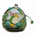 Maneki Neko Lucky Cat Coin Purse #22408-7