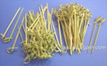Noshi Gushi Bamboo Picks Skewers 4in 50 pieces