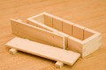 Wooden Oshizushi Sushi Press Box