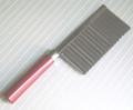 Stainless Steel Crinkle Cut Wavy Knife
