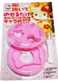 Hello Kitty Rice Cake/Egg/Ham/Cheese Mold