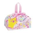 Pokemon Pikachu Cotton Bento Box Bag