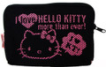 Sanrio Hello Kitty Black Coin Purse