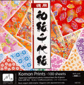 100 sheet Japanese Origami Washi Chiyogami Folding Paper-10 Pattern #1148