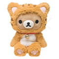 San-X Rilakkuma Collectible Stuffed Toy Cat Series