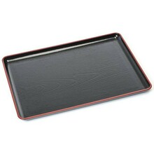 japanese plastic serving tray 18in x 1375in - Plastic Serving Trays