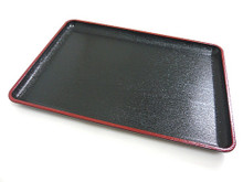 plastic serving tray 19in x 145in - Plastic Serving Trays