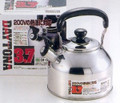 Stainless Steel Water Tea Kettle IH 3.7 Liter