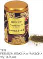 Premium Green Tea w/ Matcha 50g