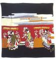 Japanese Furoshiki Gift Wrapping Cloth #P0039-B