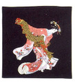 Japanese Furoshiki Gift Wrapping Cloth #P1777-B
