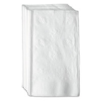 White Dinner Napkin, 15x17, 2-Ply
