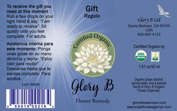 GIFT Flower Remedy