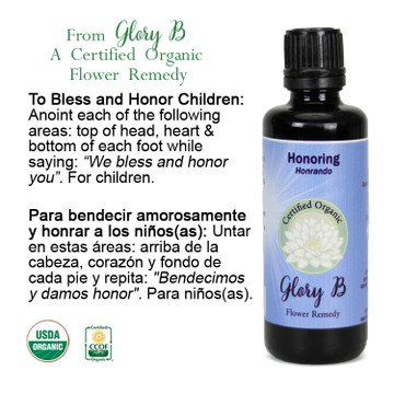 HONORING Flower Remedy