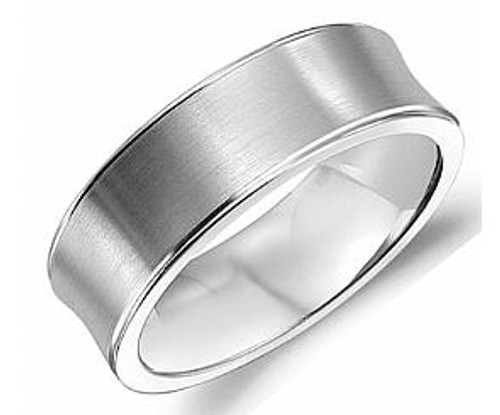 cb 9047 torque cobalt wedding ring - Cobalt Wedding Rings