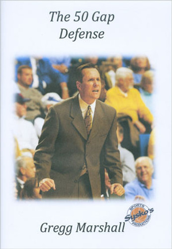 50 Gap Defense: Gregg Marshall