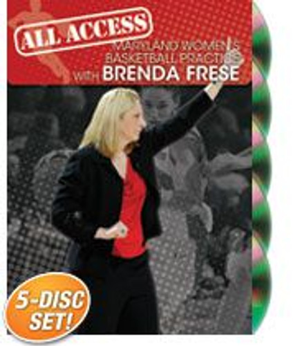 All-Access Maryland Women's Basketball Practice with Brenda Frese