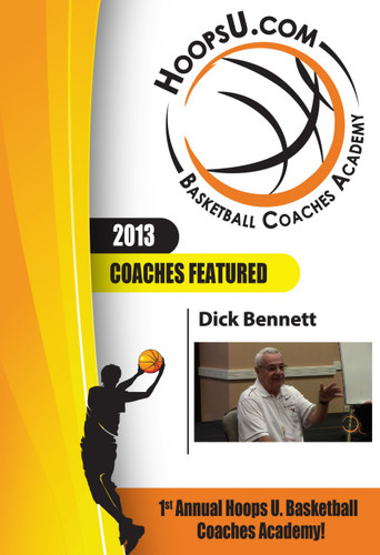 Dick Bennett's Keynote Speech from the 2013 Hoops U. Basketball Coaches Academy