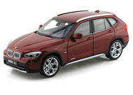 BMW X1 xDrive 28i E84 Vermillion Red 1/18 Scale Diecast Model By Kyosho 08791