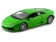 Lamborghini Huracan LP610-4 Green 1/18 Scale Diecast Car Model By Bburago 11038