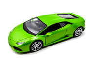 Lamborghini Huracan LP610-4 Green 1/24 Scale Diecast Car Model By Maisto 31509