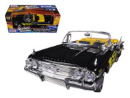 1960 Chevy Impala Convertible Custom Classics 1/18 Scale Diecast Car Model By Motor Max 79009
