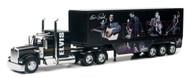 Kenworth W900 Elvis Presley The Wertheimer Semi Truck & Trailer 1/32 Scale By Newray 10473