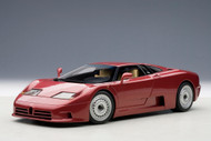 Bugatti EB110 GT Dark Red 1/18 Scale Diecast Car Model BY AUTOart 70977