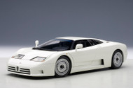 Bugatti EB110 GT White 1/18 Scale Diecast Car Model BY AUTOart 70978