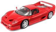 Ferrari F50 Red 1/18 Scale Diecast Car Model By Bburago 16004