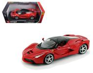 Ferrari LaFerrari F70 Red 1/18 Scale Diecast Car Model By Bburago 16001
