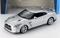 2009 Nissan GT-R R35 Silver 1/18 Scale Diecast Car Model By Bburago 12079