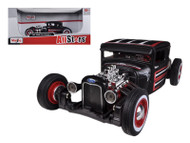 1929 Ford Model A Black 1/24 Scale Diecast Car Model By Maisto  31354