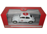 Motor City Classics MCC 1/24 Scale Coke Coca Cola 1966 VW Volkswagen Beetle Bug Diecast Car Model 478966