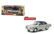Greenlight 1/43 Scale Hollywood Series The Hangover 1969 Mercedes Benz 280 SE Top Up Diecast Car Model 86461